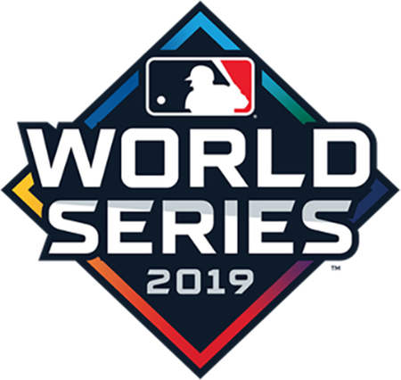 2019 World Series Official Logo