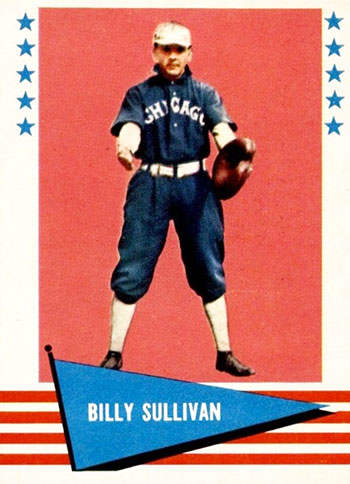 Billy Sullivan Baseball Card