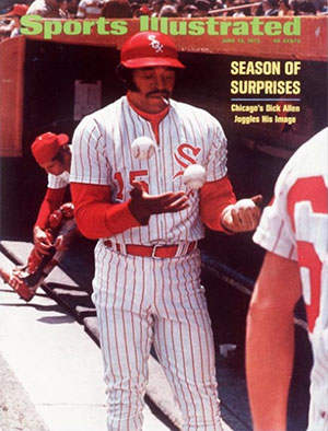 Dick Allen on Sports Illustrated