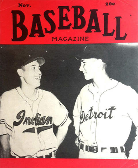 Hal Newhouser and Bob Feller