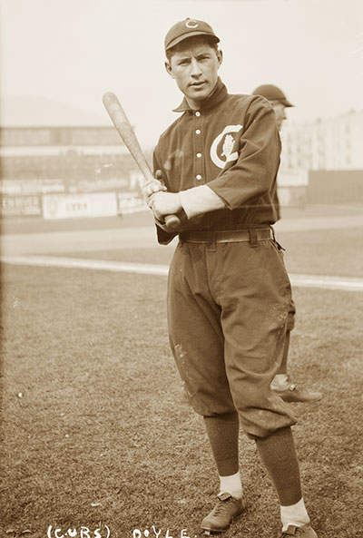 Jim Doyle Chicago Cubs Photograph