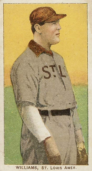 Jimmy Williams Baseball Card