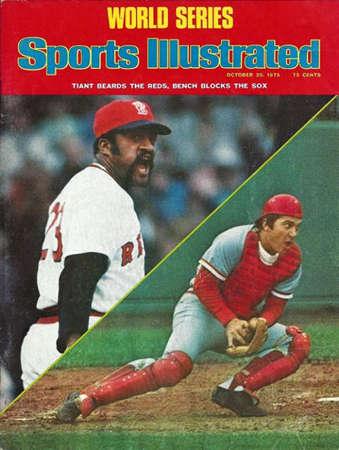 Luis Tiant 1975 World Series