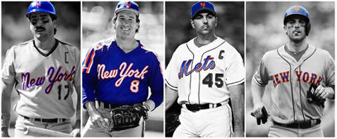 New York Mets Captains