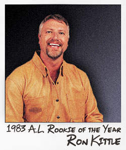 Ron Kittle, 1983 Rookie of the Year
