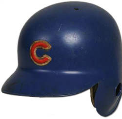 Ron Santo Batting Helmet