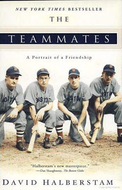 Boston Red Sox Teammates
