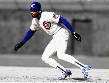 Andre Dawson Chicago Cubs