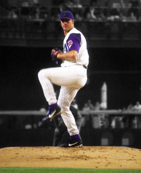 Andy Benes, First Arizona Diamondbacks Pitcher
