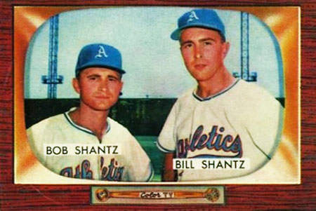 Bobby Shantz and Billy Shantz