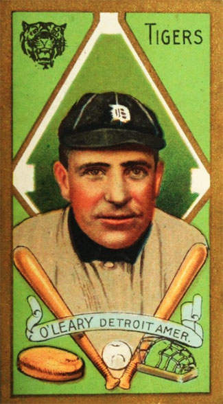 Charley O'Leary Baseball Card