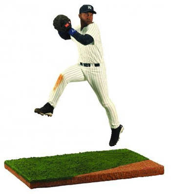 Derek Jeter Jump Throw