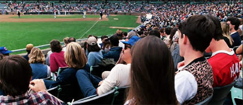 Ferris Bueller's Day Off, Wrigley Field