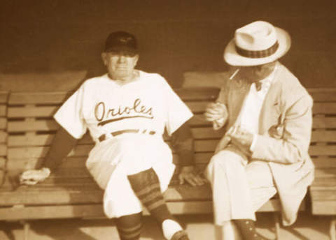 Jimmy Dykes - 1st Baltimore Orioles Manager