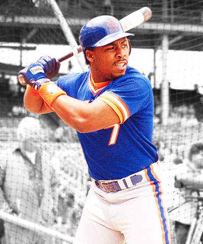 Kevin Mitchell, New York Mets