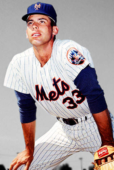 Ron Hunt, New York Mets #33