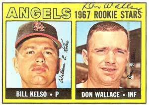 Don Wallace Autograph on a 1968 Topps (#367 | <a href='../baseball_cards/baseball_cards_oneset.php?s=1968top01' title='1968 Topps Baseball Card Checklist'>Checklist</a>)