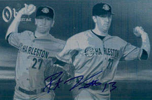 Pat 'P-Vitty' Venditte Autograph on a 2009 TriStar Obak Press Plate (#1/1)