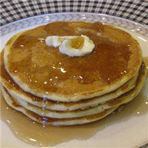 Fantastic Buttermilk Pancakes