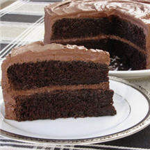 Best One-Bowl Chocolate Cake