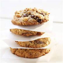 Deluxe Oatmeal Cookies with Raisinets