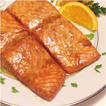 Broiled Citrus Salmon