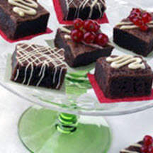 Decadent Holiday Chocolate Brownies