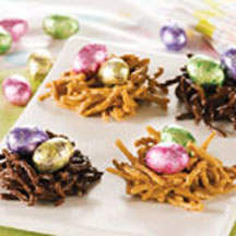 Egg-ceptional Easter Nests