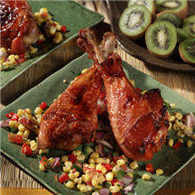 Caribbean Turkey Legs