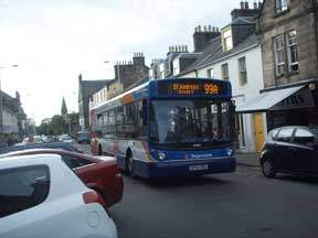 Travel Around Scotland by Bus