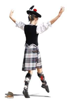Highland Games Categories - Sword Dance